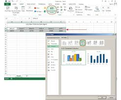 All Charts Window Excel From Data To Doughnuts How To Create Great Charts And