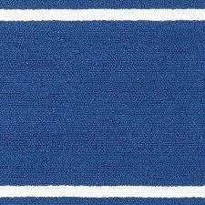 veranda maritime blue stripes indoor outdoor rug 5 x 8 striped white
