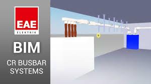 Energy Efficient Busbar Design Software Bim Building Information Modeling Eae Elektrik