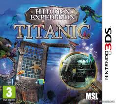 On april 14, 1912, the great steamship rms titanic struck an iceberg and within hours it sank to the. Hidden Expedition Titanic Review 3ds Eshop 3ds Nintendo Life