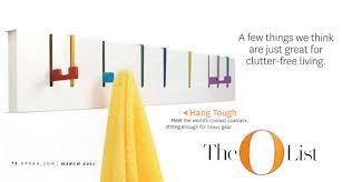 Desu Design Symbol Coat Rack Oprah Magazine DESU Design 68