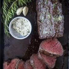 smoked beef tenderloin reverse seared