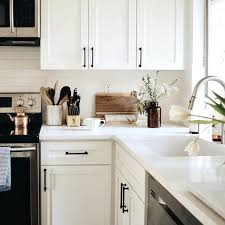 kitchen cabinet knobs and pulls black handles
