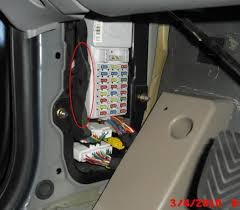2004 kia sorento diode replacement steps kia forum click image for larger version diode location jpg views 24428 size 46 0