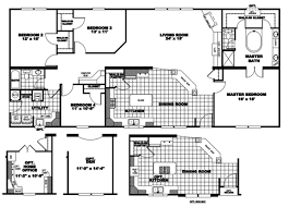 Great 4 Bedroom Mobile Home Plans ApartmentHouse Apartment House 10 4 Bedroom Two  Story Modular Home Floor .