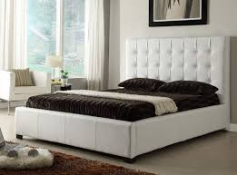 modern platform beds master bedroom furniture stylish