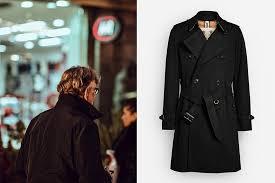 photo burberry men s chelsea heritage trench coat