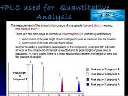Hplc Principle Hplc Principle Instrumentation And Application
