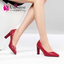 <b>Universe</b> round toe <b>comfortable</b> ladies shoes office ladies dress ...