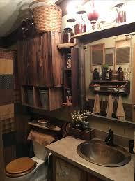 Concept Primitive Country Bathroom Ideas For Modern Design