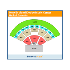 Xfinity Theater Hartford Detailed Seating Chart Xfinity Theatre Events And Concerts In Hartford Xfinity