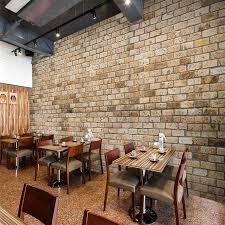 custom 3d mural 3d simulation wallpaper cafe restaurant living room bar tea house decoration past old brick wallpaper mural