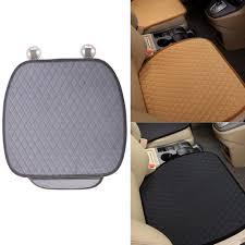 velvet diamond non slip car cushion keep warm diamond car seat cover mat