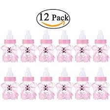 Decorating Water Bottles For Baby Shower Amazon Pink It's a Girl Baby Shower Favor Water Bottle Labels 47