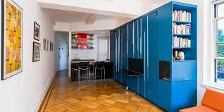 small apartment furniture solutions. Studio Apartment Solutions Cabinet That Unfolds Into A Bed And Office - Tiny Small Furniture S