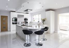 Modern Chic Kitchen Designs Kitchen Style Small Modern Kitchen Design With White Kitchen