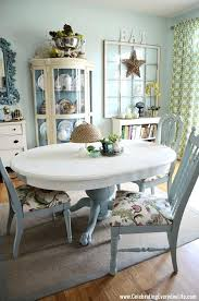 chalk paint dining room table dining table and chairs makeover with chalk paint old white chalk