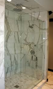 marble tile shower. Custom Tile Showers - St. Louis Bath Remodel Marble Walk In Shower