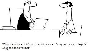 Five Resume Blunders You Should Avoid.