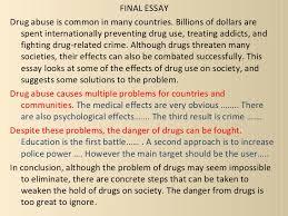drugs essay in english gq drugs essay in english