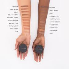 Bareminerals Original Foundation Colour Chart 13 Makeup Brands With Wide Foundation Ranges Allure
