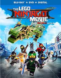 Amazon.com: The Lego Ninjago Movie [Blu-ray + DVD + Digital HD ...