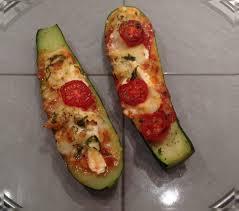 """Résultat de recherche d'images pour """"courgette facon pizza chorizo"""""""
