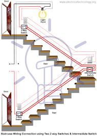 Installing 4 Way Light Switch Intermediate Switch 4 Way Switch Construction Working