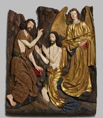 life of jesus of nazareth essay heilbrunn timeline of art baptism of christ