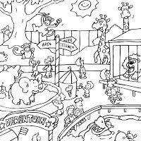zoo drawing. Modren Zoo ZOO DRAWINGS In Zoo Drawing E