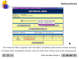 Microsoft Performance Reviews Getting Started Performance Management System Tutorial For Employees