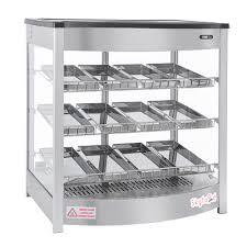 fwd3s12p display case heated deli countertop