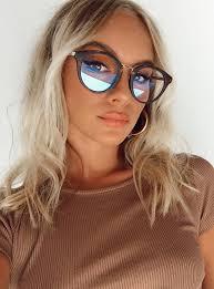 Quay Blue Light Sunglasses Quay Australia Blue Light Glasses Gotta Run Tort Princess