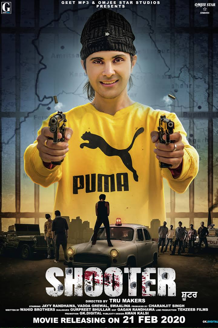 Shooter (2020) Punjabi Full Movie 480p [450MB] | 720p [1GB]