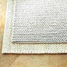 wool jute rug chunky jute rug braided targets home braid wool restoration hardware chunky jute rug