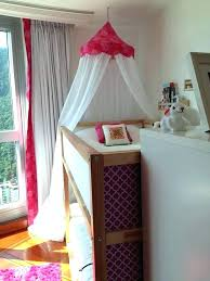 Canopy Bunk Bed Canopy Mosquito Net For Bunk Beds By Princess Canopy ...