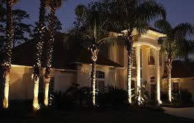 landscape lighting gallery