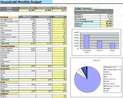House Budget Template Free Budget Family Com Home Budget Sheet