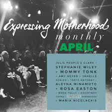 Sharing a story: Expressing Motherhood - RosaKwonEaston