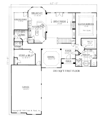 european style house plan 3 beds 2 5