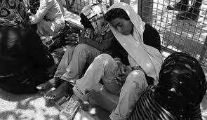 نتیجه تصویری برای زنان خیابانی