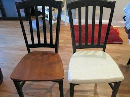 reupholster kitchen chair by cost to reupholster 6 dining chairs tags average cost to