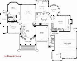 beautiful home floor plans elegant open concept cottage style house