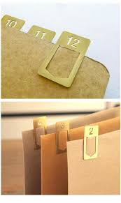 48 pcs lot mini book mark metal markers bronze vine old bookmarks page clips stationery stationery