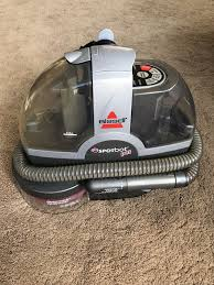 bissell spotbot carpet cleaning vacuum in honolulu hi offerup