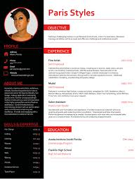 Resume Styles 1 Chronological Format Example Nardellidesign Com