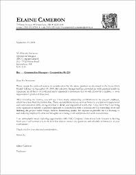 Best Ideas Of Cover Letter Canada Examples Cover Letter Examples