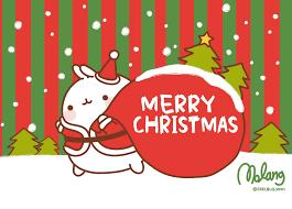 Kawaii Christmas Wallpaper (Page 1 ...