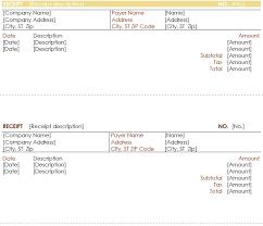 7 Free Sample Transfer Receipt Templates Printable Samples