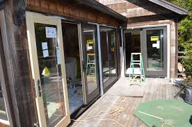 Home Design : The Amazing Marvin Sliding French Doors Intended For ...